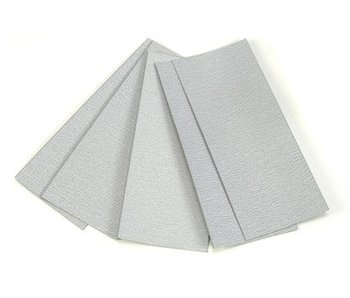 Tamiya Finishing Abrasives / Sandpaper Medium Set