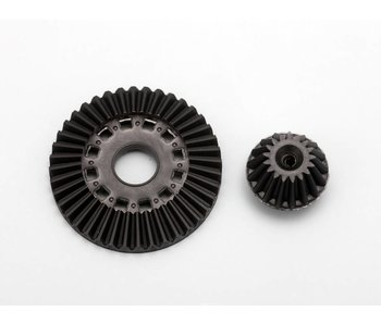 Yokomo Ring Gear / Drive Gear Set for Ball Differential