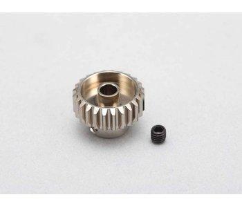 Yokomo Aluminium Pinion Gear Precision Hard Coated 24T / 48P