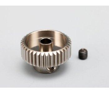 Yokomo Aluminium Pinion Gear Precision Hard Coated 36T / 48P