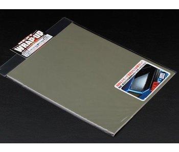 WRAP-UP Next Window Tint Film 250mm x 200mm - Middle Grey