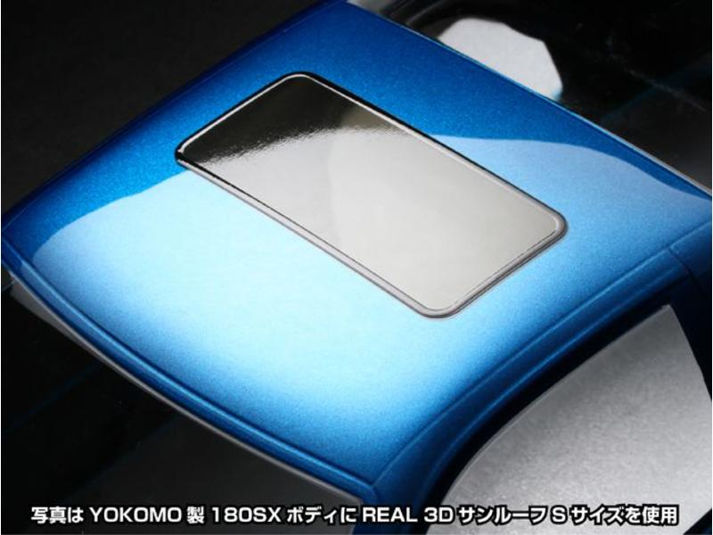 WRAP-UP Next 0009-01 - REAL 3D Sun Roof Small with Mask Sheet