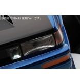 WRAP-UP Next 0016-10 - REAL 3D Detail Up Decal Set for Yokomo AE86 Levin Hayashi Kouki (Late Version)