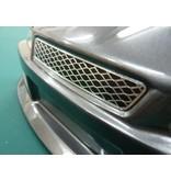 WRAP-UP Next 0023-04 - REAL 3D Front Grill & Door Handle Decal Set for Yokomo C35 Laurel Type-B