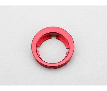 Yokomo Aluminium Belt Tension Cam - Red (1pc)