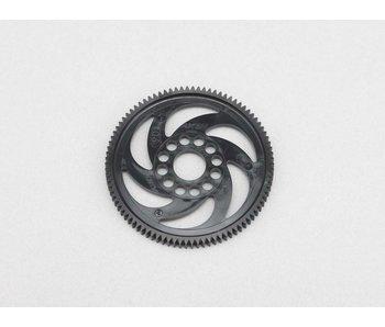 Yokomo Axon Spur Gear Precision 90T / 48P - Black