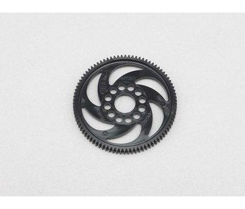 Yokomo Axon Spur Gear Precision 86T / 48P - Black