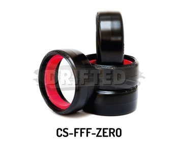 DS Racing Drift Tire Competition Series II CS-FFF-Zero (4pcs)