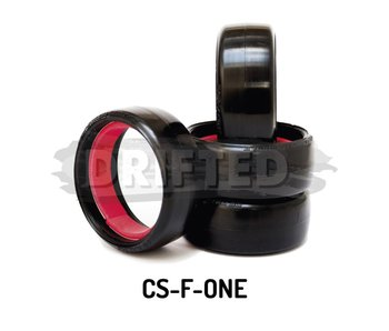 DS Racing Drift Tire Competition Series II CS-F-One (4pcs)