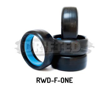 DS Racing Drift Tire Competition Series II RWD-F-One (4pcs)