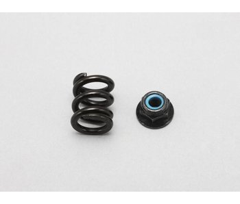 Yokomo Adjustment Spring / Nut for Slipper Clutch