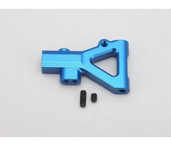 Yokomo Aluminium Lower A-Arm for Front - Blue (1pc)