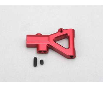 Yokomo Aluminium Lower A-Arm for Front - Red (1pc)