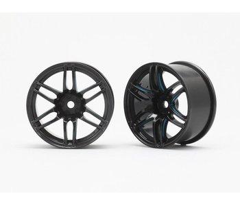 Yokomo Drift Wheel Weds Sport SA-60M 4mm Offset (2pcs)