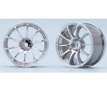 Yokomo Drift Wheel Advan Racing RS 4mm Offset (2pcs)