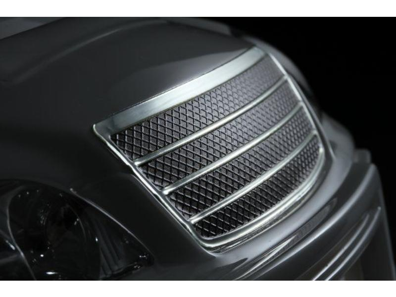WRAP-UP Next 0023-01 - REAL 3D Front Grill Decal for Yokomo Crown