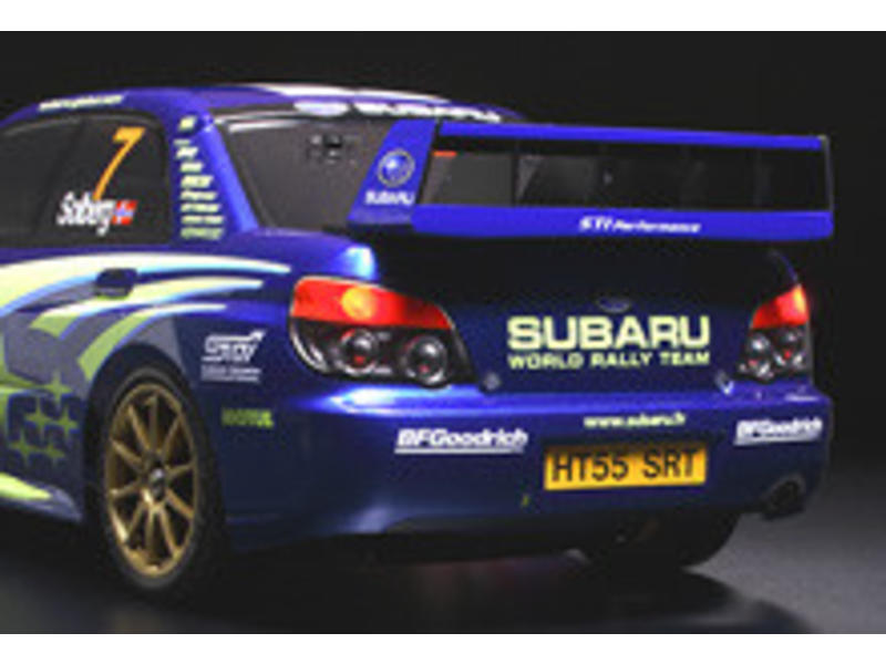 Tamiya 51289 - Subaru Impreza GD - WRC 2007 Drift Body