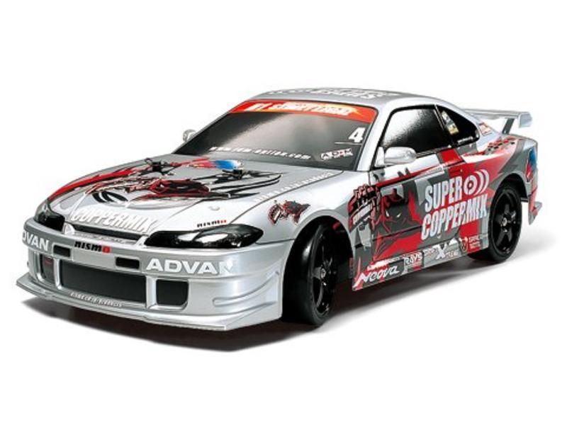 Tamiya 51258 Nissan Silvia S15 Nismo Coppermix Drift