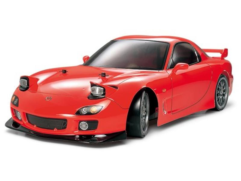 rx 7 rc weight loss