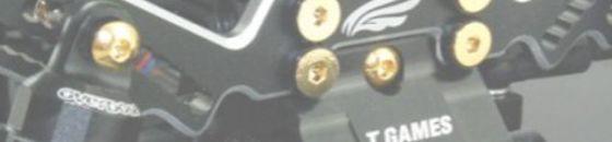 Golden Screw Sets