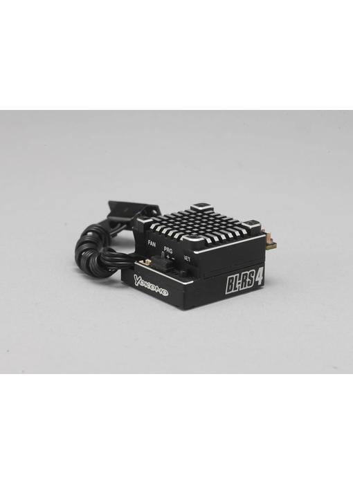 Yokomo BL-RS4 Speed Controller - Black