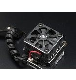 Yokomo BL-PRO4B - BL-PRO4 Speed Controller with Cable - Black