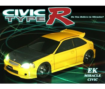 ABC Hobby Honda Civic Type-R (EK9)