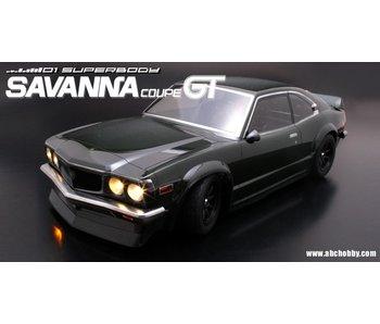 ABC Hobby Mazda RX-3 (Savanna Coupe GT)