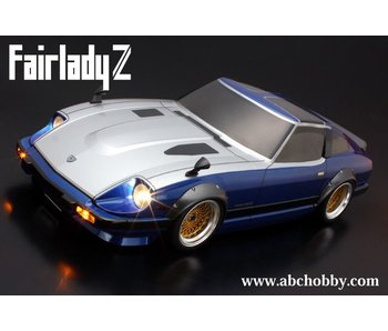 ABC Hobby Nissan Fairlady Z (S130) + Over Fender kit