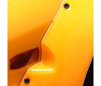 ABC Hobby Micro Fender Screw 1.2mm × 4mm - Black (50pcs)