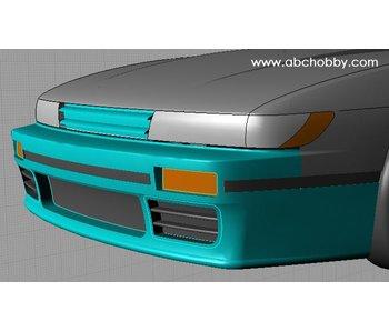 ABC Hobby Aero Bumper & Grill Set for Nissan Silvia S13 (66142)