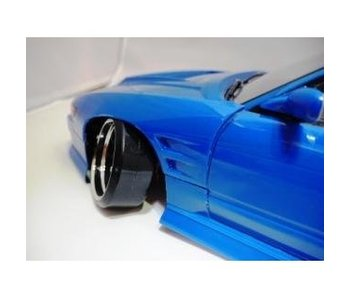 Addiction RC Nissan Silvia S13 Addiction Aero Parts Body Kit - Front Fender Kit
