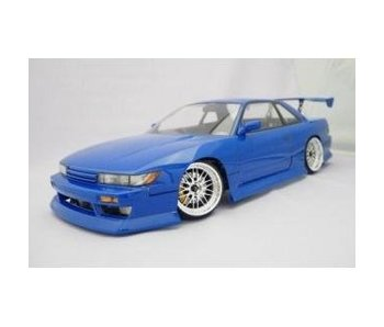 Addiction RC Nissan Silvia S13 BN Sports Body Kit - Full Set