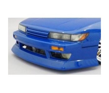 Addiction RC Nissan Silvia S13 BN Sports Body Kit - Front Bumper