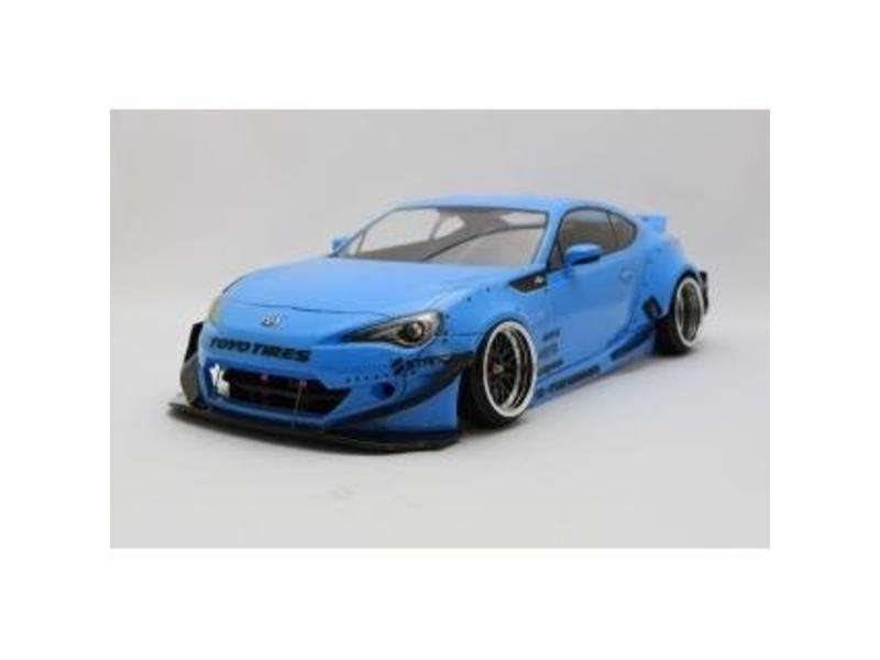 Addiction RC AD009-4 - Toyota GT86 Rocket Bunny V2 Body Kit - Duck-Tail Wing