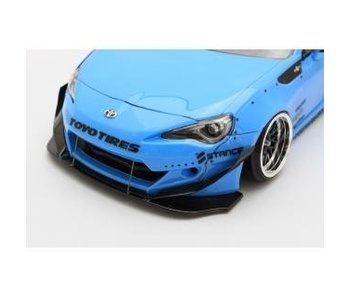 Addiction RC Toyota GT86 Rocket Bunny V2 Body Kit - Front Bumper & Lip Spoiler Set