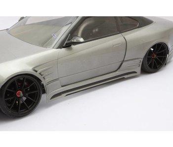 Addiction RC Nissan Silvia S15 Addiction Aero Parts Body Kit - Side Skirt & Fender Kit