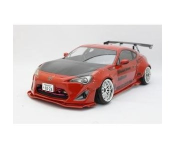 Addiction RC Toyota GT86 Rocket Bunny Body Kit - Full Set