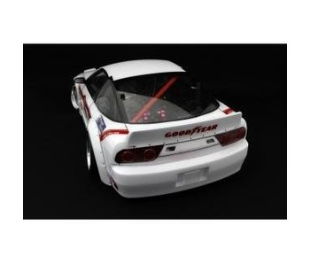 Addiction RC Nissan 180SX Rodeo Special Body Kit - Duck-Tail Wing