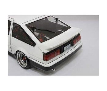 Addiction RC Toyota AE86 Levin - Duck-Tail Wing