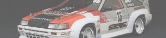 Toyota AE86 Levin Body Kit