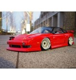 Addiction RC AD013-8 - Nissan 180SX Addiction Aero Parts Body Kit - Rear & Roof Spoiler