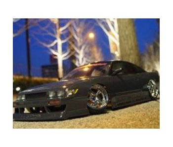 Addiction RC Nissan Sileighty BN Sports + Addiction Aero Parts Body Kit - Full Set