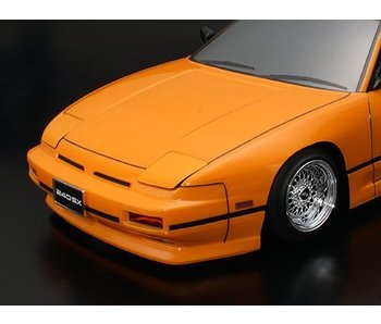 ABC Hobby Nissan 180SX Zenki 1st Generation Front for Nissan Sileighty (66149)