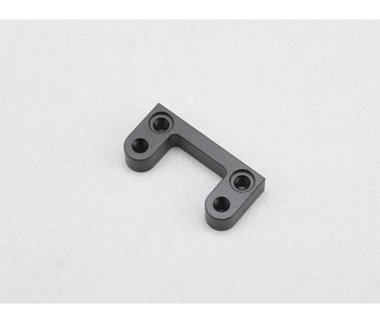 Yokomo Aluminium Front Bulkhead Brace - Black Edge Design
