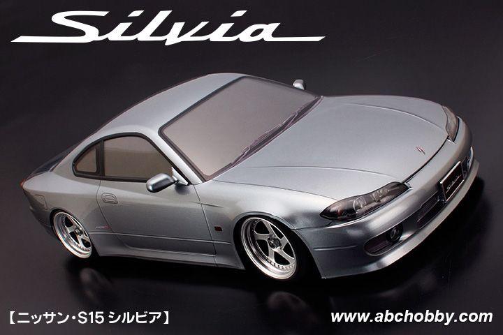 ABC Hobby - 66158 - Nissan Silvia S15 - Drifted