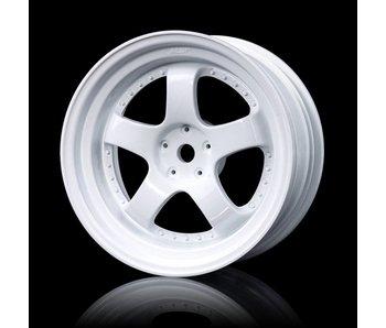 MST SP1 Wheel (4) / White