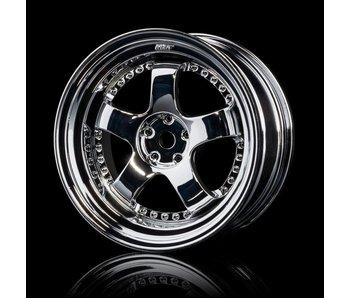 MST SP1 Wheel (4) / Silver