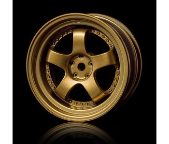 MST SP1 Wheel (4) / Gold