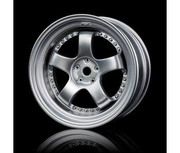 MST SP1 Wheel (4) / Flat Silver